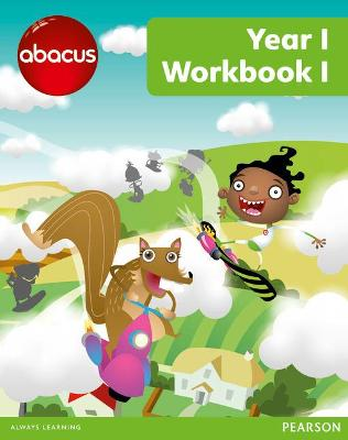 Abacus Year 1 Workbook 1 by Ruth, BA, MED Merttens