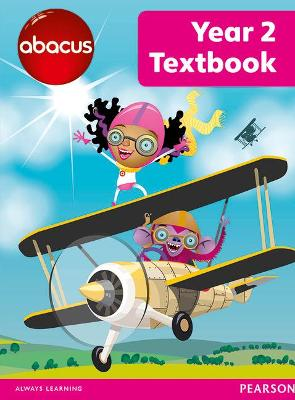Abacus Year 2 Textbook by Ruth, BA, MED Merttens