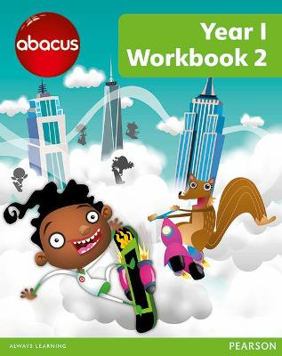 Abacus Year 1 Workbook 2 by Ruth, BA, MED Merttens