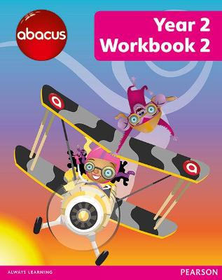 Abacus Year 2 Workbook 2 by Ruth, BA, MED Merttens