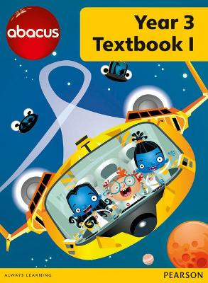 Abacus Year 3 Textbook 1 by Ruth, BA, MED Merttens