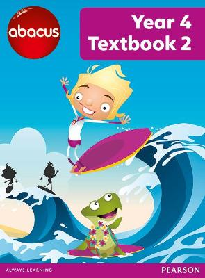 Abacus Year 4 Textbook 2 by Ruth, BA, MED Merttens