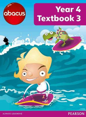 Abacus Year 4 Textbook 3 by Ruth, BA, MED Merttens
