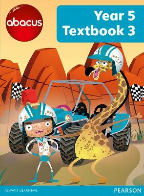 Abacus Year 5 Textbook 3 by Ruth, BA, MED Merttens
