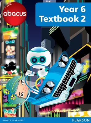 Abacus Year 6 Textbook 2 by Ruth, BA, MED Merttens