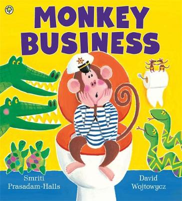 Monkey Business by Smriti Prasadam-Halls