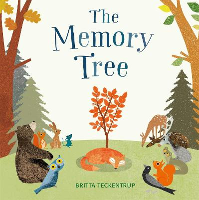 The Memory Tree by Britta Teckentrup