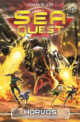 Sea Quest: Horvos the Horror Bird Book 15 by Adam Blade