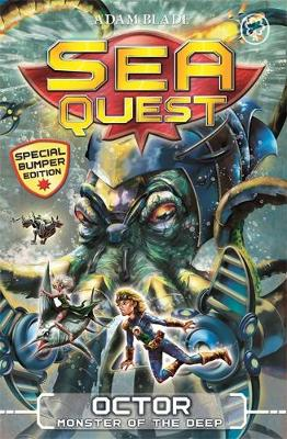 Sea Quest: Octor, Monster of the Deep Special 4 by Adam Blade