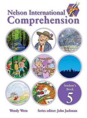 Nelson Comprehension International Student's Book 5 by Wendy Wren