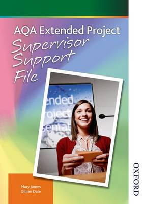AQA Extended Project Supervisor Support File by