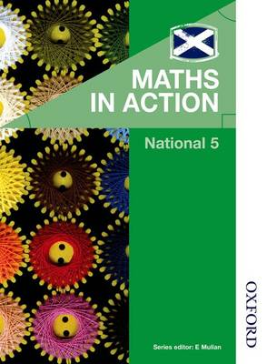 Maths in Action National 5 by Robin Howat, Graham Meikle, Deirdre Murray