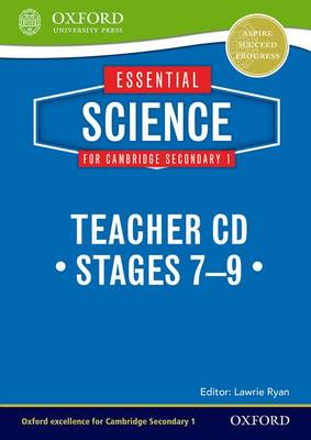 Essential Science for Cambridge Lower Secondary Teacher's CD by