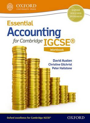 Essential Accounting for Cambridge IGCSE (R) Workbook by