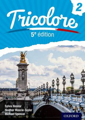 Tricolore 5e edition: Evaluation Pack 2 by Sylvia Honnor, Heather Mascie-Taylor, Michael Spencer