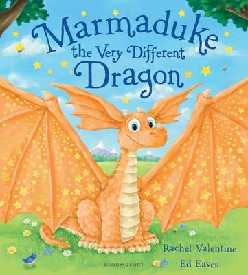 Marmaduke the Very Different Dragon by Rachel Valentine
