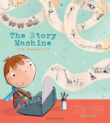 The Story Machine by Tom McLaughlin