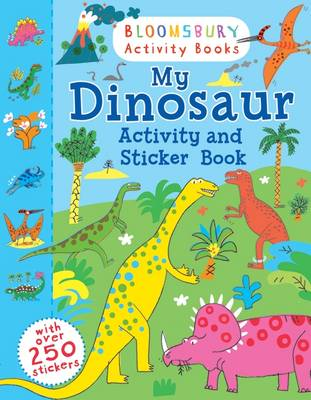 My Dinosaur Activity and Sticker Book by