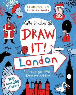 Draw it! London by Sally Kindberg