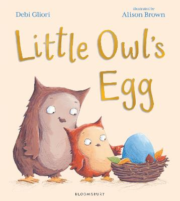 Little Owl's Egg by Debi Gliori