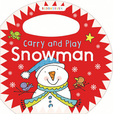 Carry and Play Snowman by