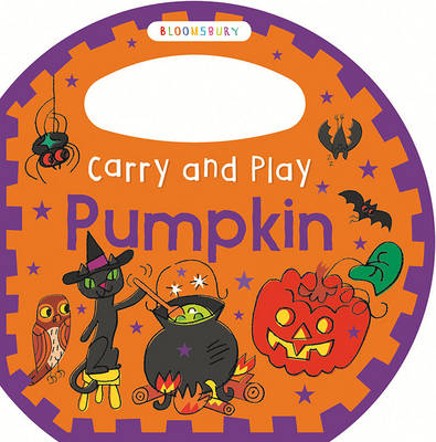 Carry and Play Pumpkin by Bloomsbury Group