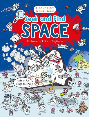 Seek and Find Space by