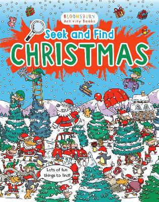 Seek and Find Christmas by Emiliano Migliardo