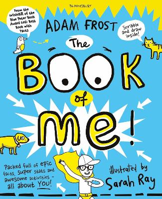 The Book of Me by Adam Frost