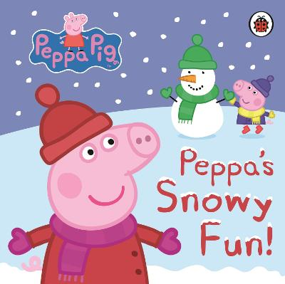 Peppa Pig: Peppa's Snowy Fun by