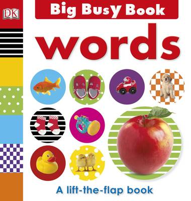 Big Busy Book Words by DK