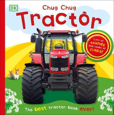 Chug, Chug Tractor by DK