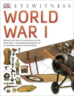 World War I The Definitive Visual Guide by DK