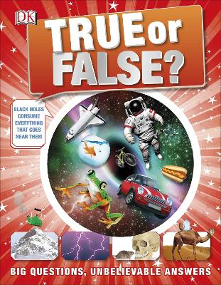 True or False? by Andrea Mills