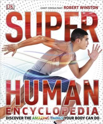 SuperHuman Encyclopedia by DK