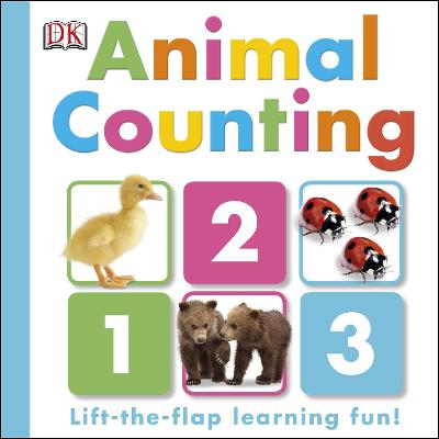 Animal Counting by DK