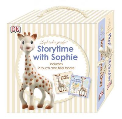 Storytime with Sophie Includes 2 Touch and Feel Books by DK