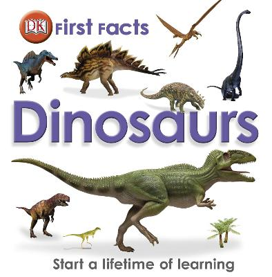 First Facts Dinosaurs by DK