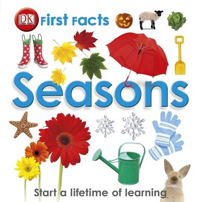 First Facts Seasons by DK