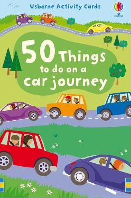 50 Things to Do on a Car Journey by Lucy Beckett-Bowman