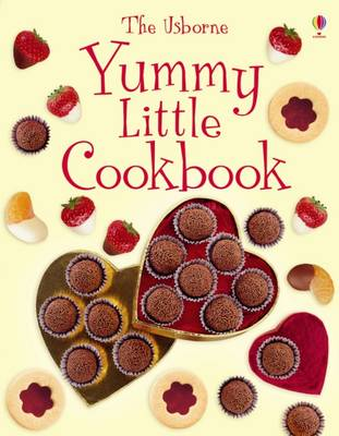 Yummy Little Cookbook Spiral Edition by