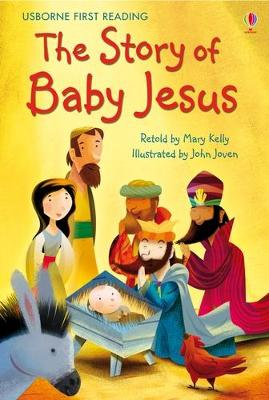 The Story of Baby Jesus by Dr. Mary Kelly