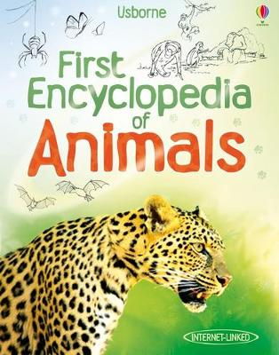 First Encyclopedia of Animals by Paul Dowsell