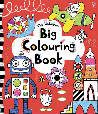 Big Colouring Book by