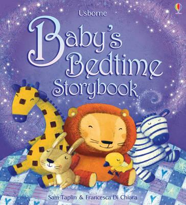 Babys Bedtime Storybook by Sam Taplin