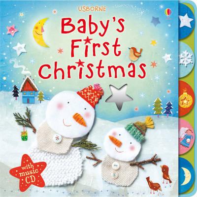 Baby's First Christmas by Fiona Watt