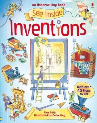 See Inside Inventions by Alex Frith