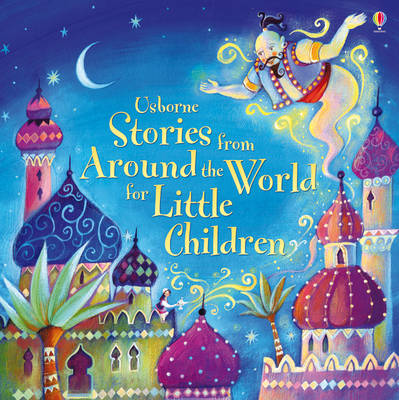 Stories from Around the World for Little Children by