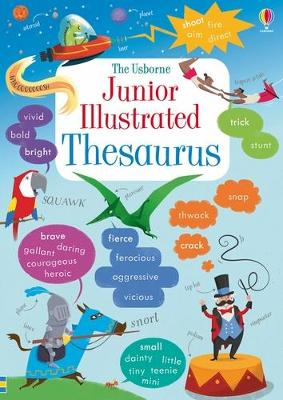 Junior Illustrated Thesaurus by James Maclaine