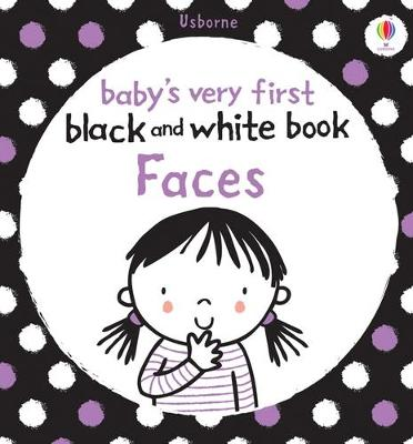 Babys Very First Black and White Books Faces by